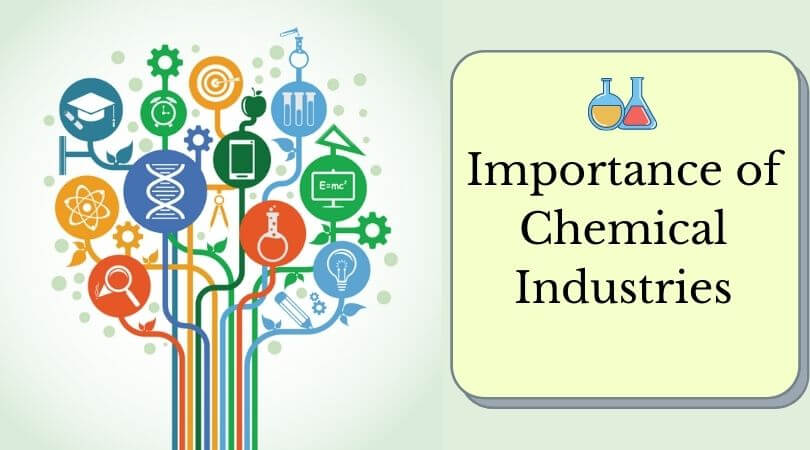 Importance of Chemical Industries
